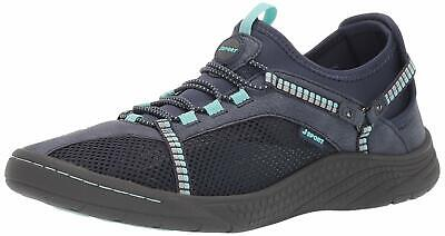 JSport by Jambu Women's Tahoe Encore Sneaker, Grey, Size 7.0 AMUP