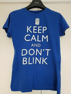 Doctor Who Keep Calm and Don/'t Blink Weeping Angel Maxi Poster 61x91.5cm FP2725