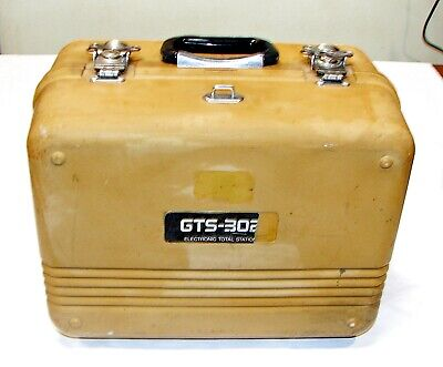 Topcon GTS-302 GTS-300 Surveying Total Station Carrying Case