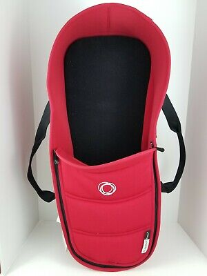 Bugaboo Bee3 Bassinet Base Replacement, Red, 500129BB01 500115