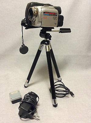 Device JVC F1.2 and Tripod