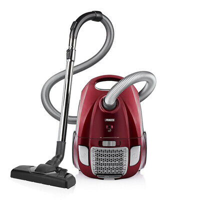 aspirateur traineau aada 78db rouge - princess - 01.333001.01.001