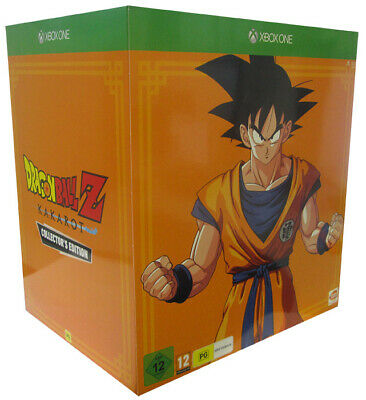 Dragon Ball Z Kakarot Collector Edition XBOX ONE NAMCO