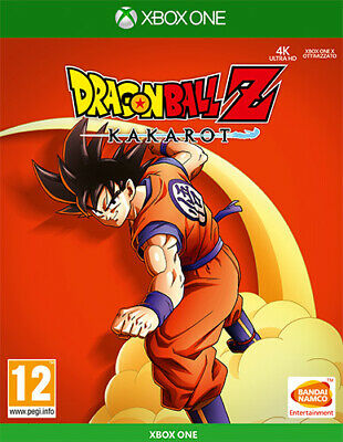 Dragon Ball Z Kakarot XBOX ONE NAMCO