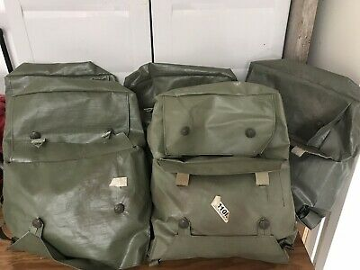 Czech Military Gas Mask M10 with Filters and Carry Bag, New with *2* Filter sets