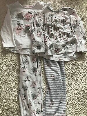 Girls Pyjamas Age 18-23 Months