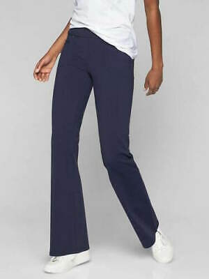 ATHLETA Bettona Classic Pant S SMALL Navy Lightweight Yoga Pants