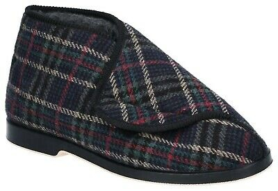 GBS Mens William Great British Touch Fastening Bootee