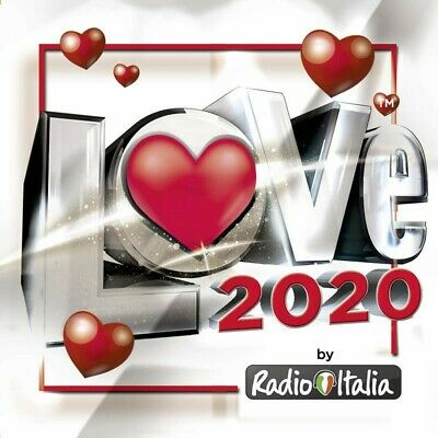 Radio Italia Love 2020  Cd Audio 0194397116625