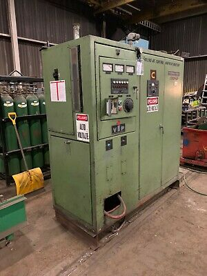 INDUCTOTHERM Lift Swing Induction Furnace, Foundry Duty, Alum, Copper, & Brass