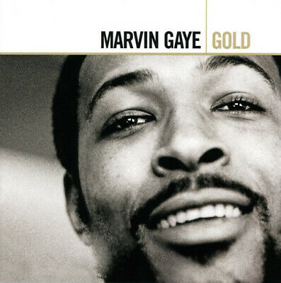 New: MARVIN GAYE - Gold [Classic R&B/Soul] 2 CD Set