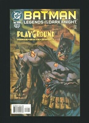Batman Legends Of The Dark Knight # 2 FN Flat Rate Combined Shipping!