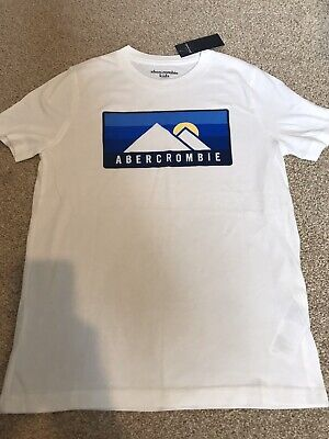 Abercrombie And Fitch Boys Tshirt Top / A&F Brand New Age 11-12 Years