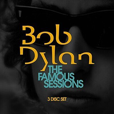 BOB DYLAN - The Famous Sessions .. 3 CD NEW