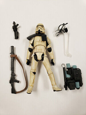 """YVH-1 BAD Left Leg HASBRO Star Wars The Legacy Collection 3.75/"""" Inch 2009 Loose"""