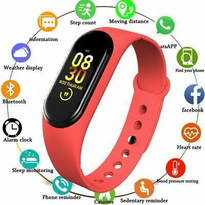 M4 Global Version Xiaomi Mi Band 4 Smart Watch Heart Rate Fitness Activity