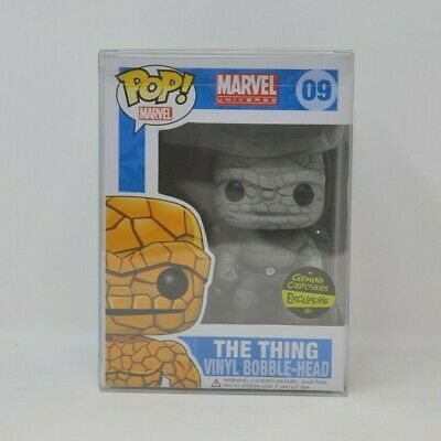 Funko Pop! Black & White The Thing 09 Marvel Universe (Gemini Exclusive)