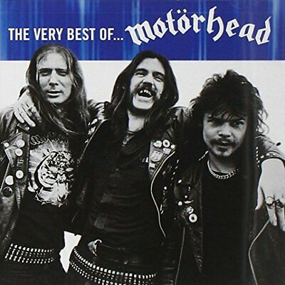 Motorhead - Very Best Of (Rmst) - Motorhead CD X5VG The Cheap Fast Free Post The
