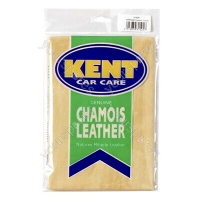 Kent Best Quality Chamois Leather - 1.5 Square Foot - Bagged