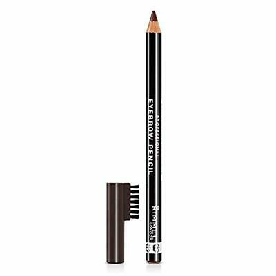 Rimmel London Professional Eyebrow Pencil, Defining Non-Sticky Formula for Perfe