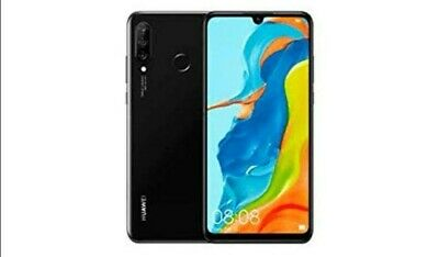 Huawei P30 Lite 128GB - Midnight Black (Unlocked) Smartphone