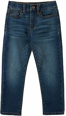 Lazer Little Boys Slim Straight Denim Pants