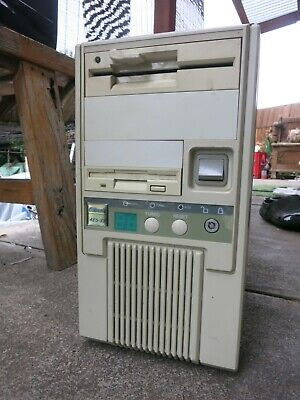 Vintage 386 Am386Dx40 Desktop Computer