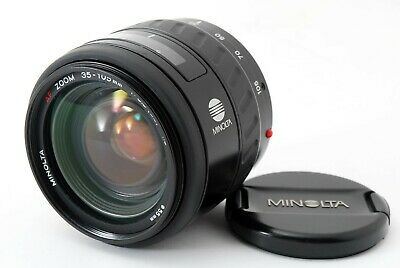 Minolta AF Zoom Macro 35-105mm f/3.5-4.5 Lens for Sony [Excellent+] from Japan