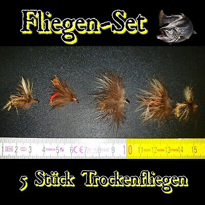 6pc Fly Fishing Trout Fliegen Messing Bead Kopf Nymphe Fly Sinking
