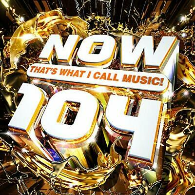 Various Artists-NOW That+s What I Call Music! 104 CD NEW