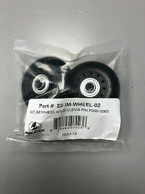 Pelican Wheel Replacment Kit Im2750/2720/2975 and more.