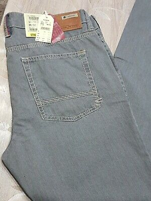 CAMEL ACTIVE HERREN Jeans Houston Denim Blau 488435 7835 42