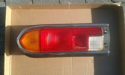 Datsun 120Y Sunny B210 left tail light rear for parts !!!damaged !!! Nissan