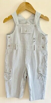 Genuine Baby Dior Boys Dungarees 18 Months. Worn Once. Rrp £350