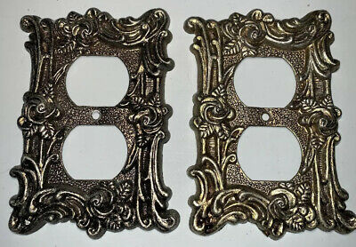 American Tack & Hardware Co. (Lot Of 2)  Outlet Covers 🔥Free Ship🔥