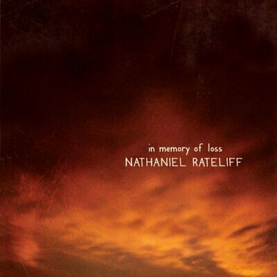 Nathaniel Rateliff - In Memory Of Loss - Nathaniel Rateliff CD HIVG The Cheap