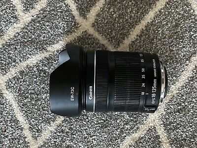 Canon EF-S 18-135mm f/3.5-5.6 STM IS EF-S Lens