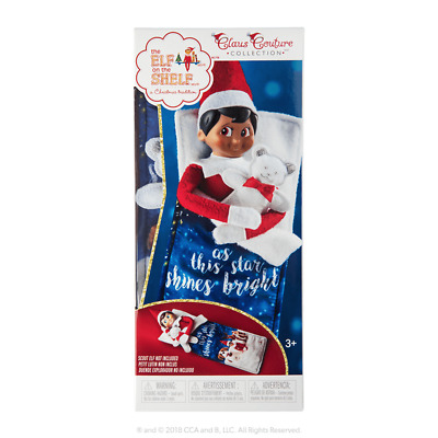 Elf on The Shelf Claus Couture Collection - Scout Elf Slumber Set