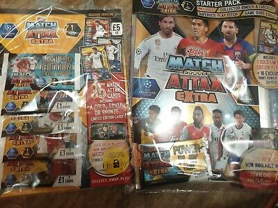 Match Attax Extra 2019/20 Multi Pack + 19/20  Starter Pack