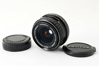 SMC PENTAX-M 28mm f/3.5 K Mount Wide Angle MF Lens [Excellent] from Japan