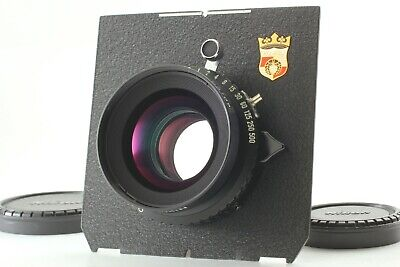 【N MINT】Nikon Nikkor W 150mm f/5.6 w/ Wista Copal No 0 Shutter from Japan  #415