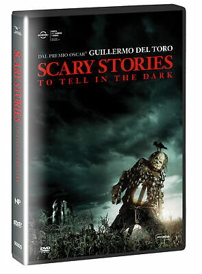 Scary Stories To Tell In The Dark DVD NOTORIOUS PICTURES