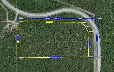 15ac / Latimer County, Oklahoma Land; Hwy Frontage - Great Building Spot!