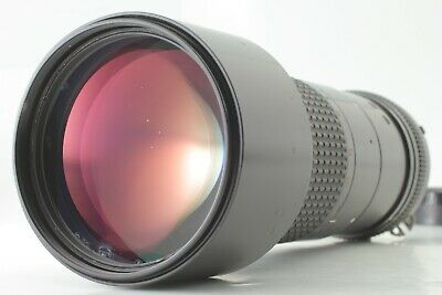 Nikon Ai-S AIS Nikkor 300mm f/4.5 ED IF MF Telephoto Lens From JAPAN #119