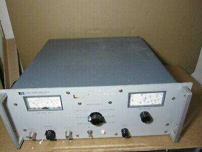HP 230B Signal Generator Power Amplifier