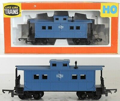 Life-Like British Railways Caboose Car Ho Gauge Model Railway Trains