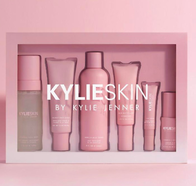 SEALED FULL SIZE KYLIE SKIN SET BY KYLIE JENNER 6 Pieces AUTHENTIC - SOLD OUT!!
