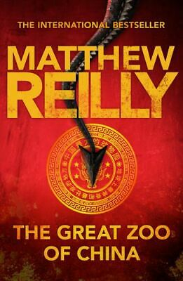 NEW The Great Zoo of China By Matthew Reilly Paperback Free Shipping
