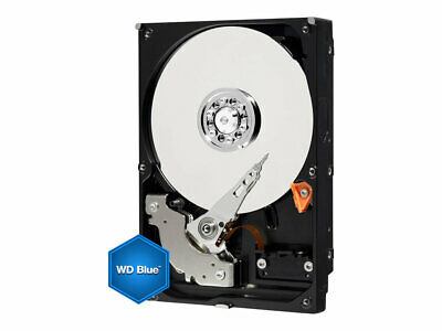 "WD Blue Hard drive 250 GB internal 3.5"" SATA 6Gb/s 7200 rpm buffer: WD2500AAKX"