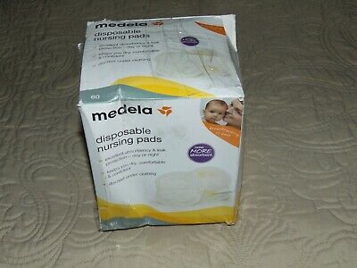 Medela Disposable Nursing Pads - 60 Count - 89974 - Free Expedited Shipping